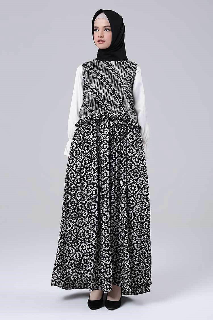 Baju Gamis Batik
