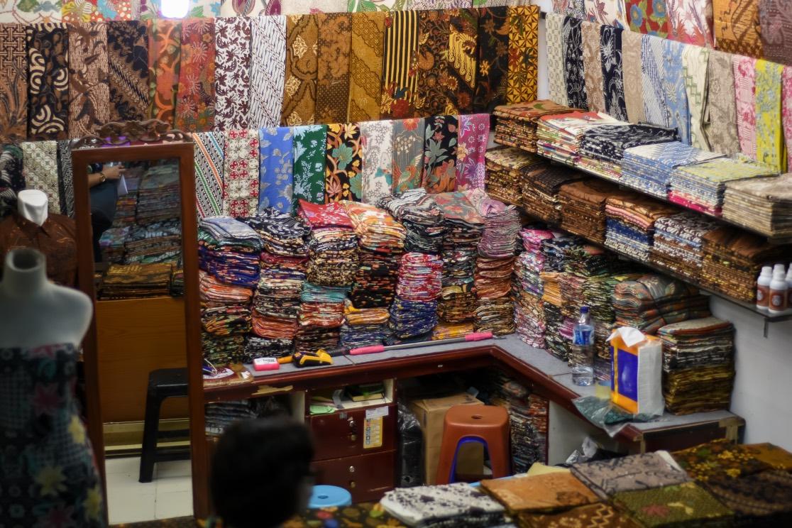 Toko Batik Di Jogja